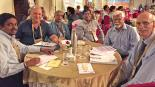 David Wunsch (second from left), the state geologist for Delaware and director of the Delaware Geological Survey, at the South Asia Groundwater Forum, held June 1-3 in Jaipur, India