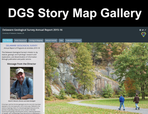 DGS Story Map Gallery