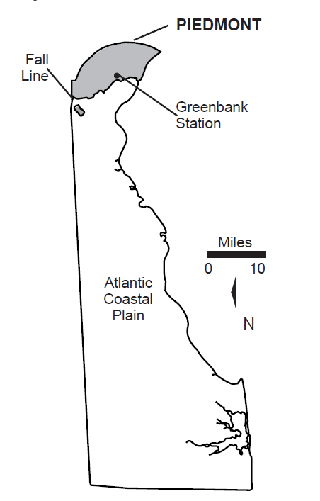 A Summary of the Geologic History of Delaware | The Delaware ... on oldest south american pyramid, oldest rocks in colorado, oldest rocks on earth,